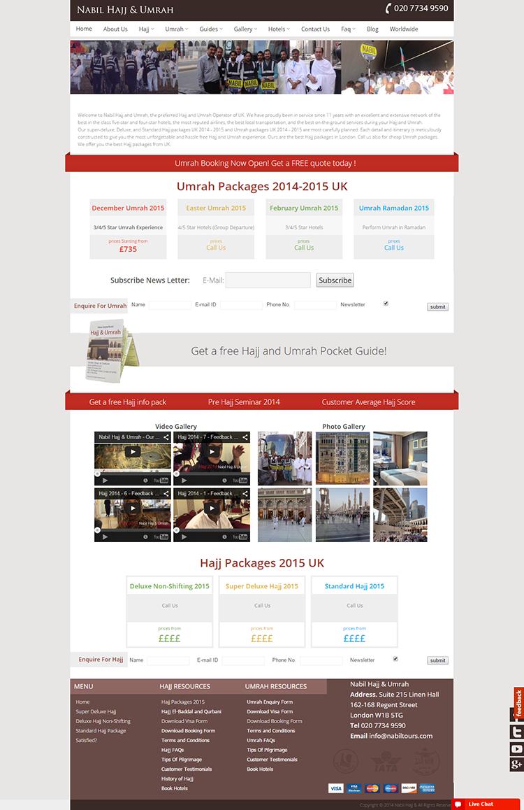 Umrah Banner: A Lean Business Startup